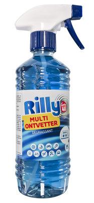 6 x RILLY Multi Ontvetter 500ml./doos